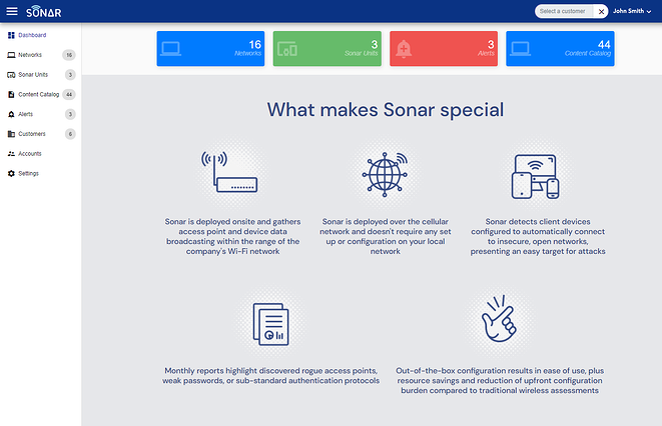 SonarDashboardScreen